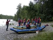 Raft-Ausbildung 2010