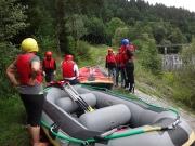Rafting mit Dr. Loew Einrichtung