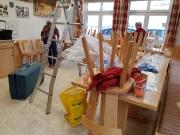 Geräte pflegen/Räume putzen